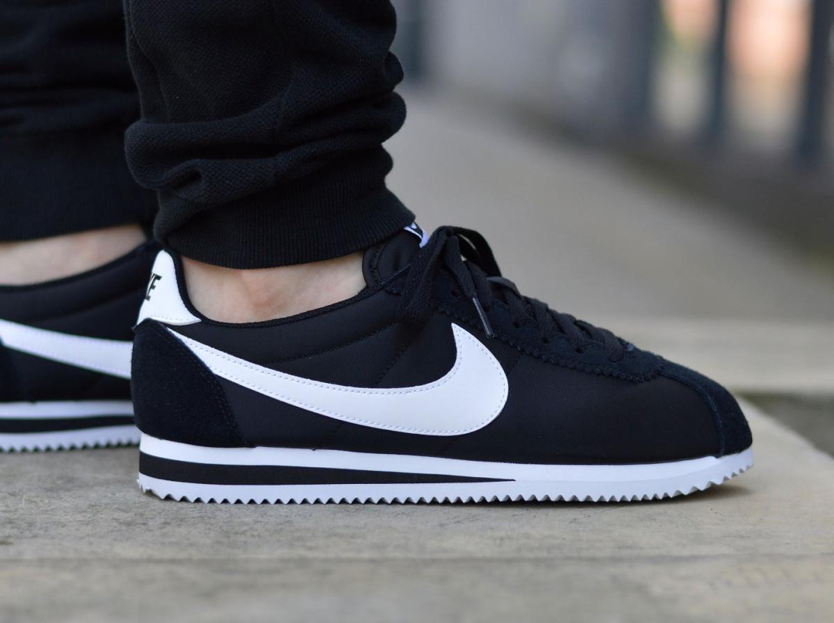 Ebay Nike 807472 Hommes 011 Cortez Nylon Chaussures Classic qqx0Bp